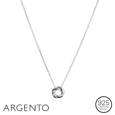 Argento Wreath Necklace