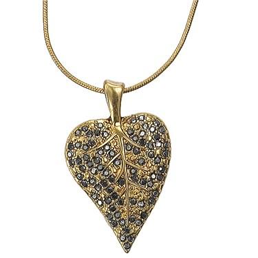 PILGRIM Forest leaves Necklace
