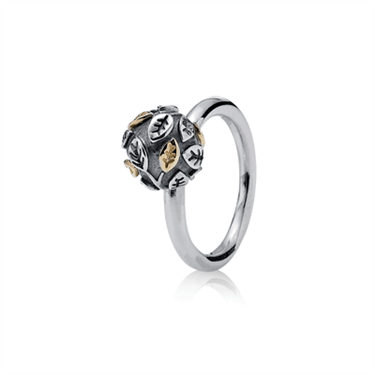 Pandora Tree of Life Solitaire Ring