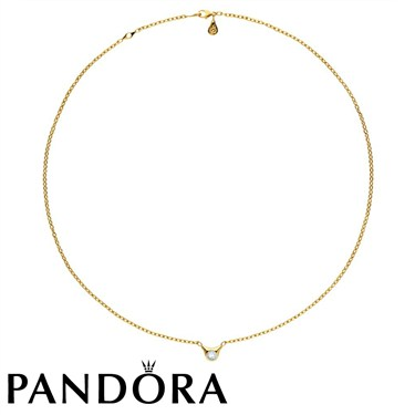 Pandora One Pod Necklace