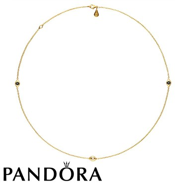 Pandora Three Pod Necklace