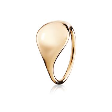 Pandora 18K Gold Pave Ring