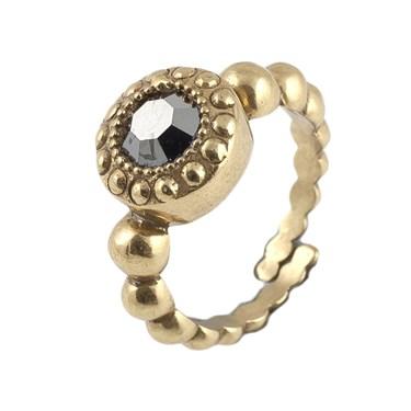 PILGRIM Delicate Night Ring