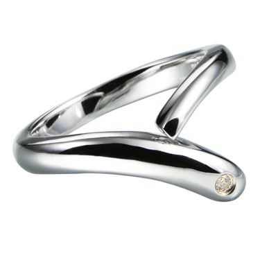 Hot Diamonds Go With The Flow Grace Ring
