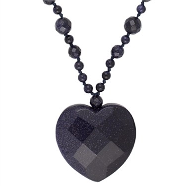 Lola Rose Marilyn Heart Necklace
