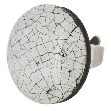 Nature Bijoux Artica Egg Shell Ring