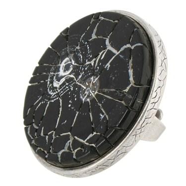 Nature Bijoux Artica Agate Ring