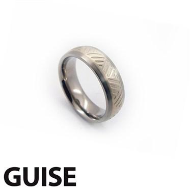 Guise Titanium Ring