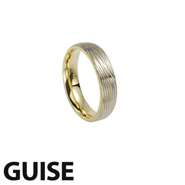 Guise Gold Plated Ring