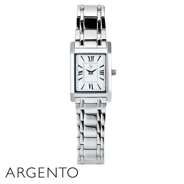 Argento Chrome Classic Watch