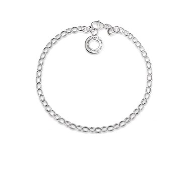 Thomas Sabo Fine Charm Bracelet  - Click to view larger image