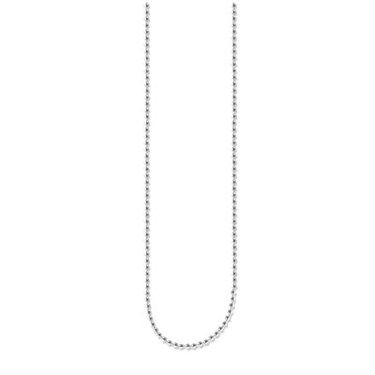 Thomas Sabo Ball Chain Carrier Necklace
