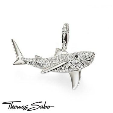 Thomas Sabo Shark Pendant - Click to view larger image