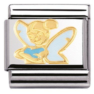 Nomination Tinkerbell Charm  - Click to view larger image