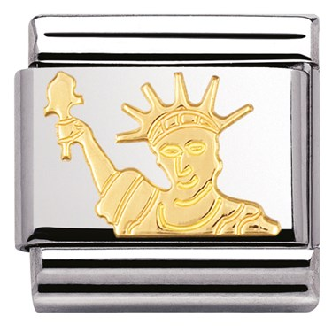 Nomination Statue Of Liberty Charm