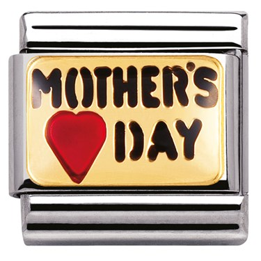 Nomination Mother's Day Charm  - Click to view larger image