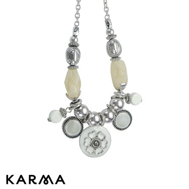 Karma Beaded Necklace