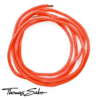 Thomas Sabo Neon Silk Cord Bracelet   - Click to view larger image