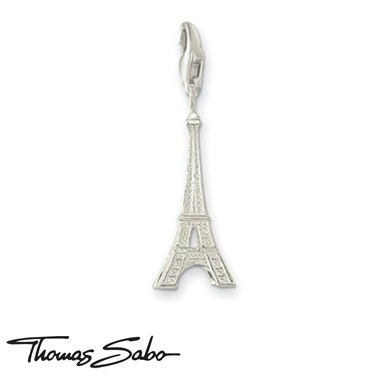 Thomas Sabo Eiffel Tower Charm  - Click to view larger image