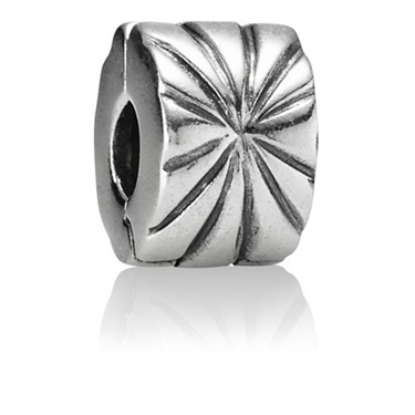 PANDORA Sunburst Clip  - Click to view larger image