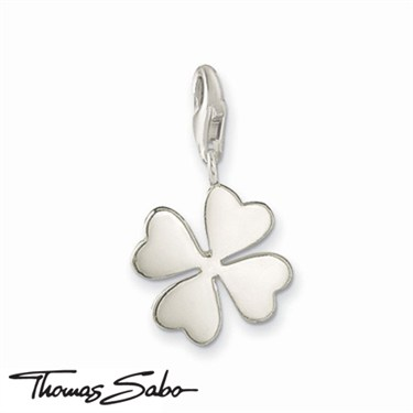 Thomas Sabo Cloverleaf Charm  - Click to view larger image