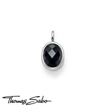 Thomas Sabo Special Addition Black Zirconia Pendant