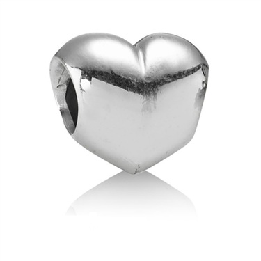 PANDORA Classic Heart Charm  - Click to view larger image