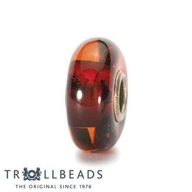 Trollbeads Caramel Sunset Bead