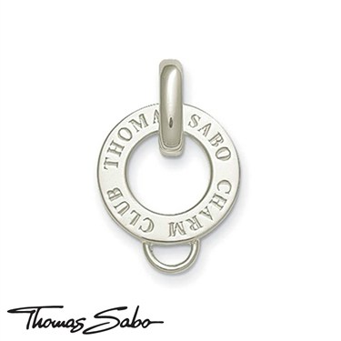 Thomas Sabo Small Charm Club Carrier Pendant  - Click to view larger image