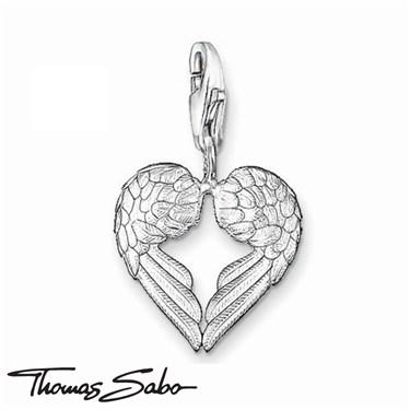 Thomas Sabo Wings Charm  - Click to view larger image