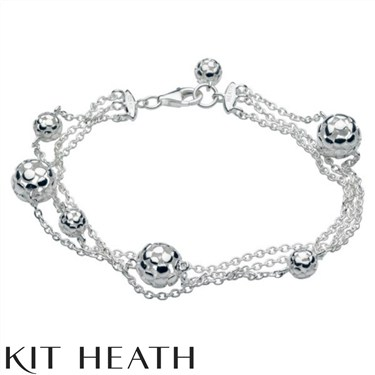 Kit Heath Mini Honeycomb Bracelet - Click to view larger image