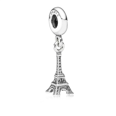 Pandora Eiffel Tower Charm  - Click to view larger image