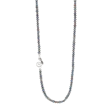 Pandora Long Pearl Necklace