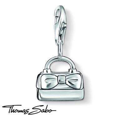 Thomas Sabo Bow Handbag Charm
