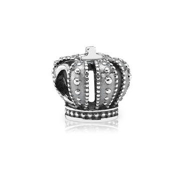 Pandora Crown Charm  - Click to view larger image