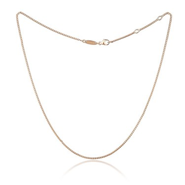 Thomas Sabo Rose Gold Necklace  - Click to view larger image