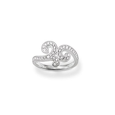 Thomas Sabo Silver Ring  - Click to view larger image
