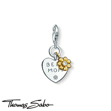 Thomas Sabo Best Mom Charm  - Click to view larger image