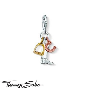 Thomas Sabo Equestrian Charm  - Click to view larger image