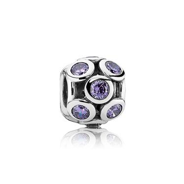 Pandora Purple Whimsical Lights Charm