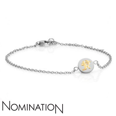 Nomination Sagittarius Charm Bracelet  - Click to view larger image