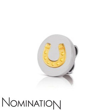 Nomination Horseshoe My Bon Bons Charm  - Click to view larger image
