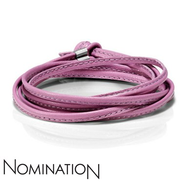 Nomination Lilac Lavender Cord  - Click to view larger image