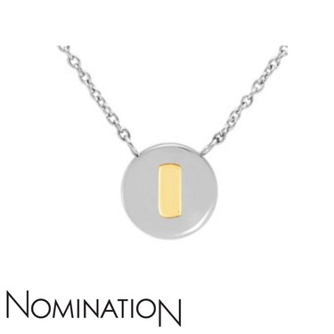 Nomination My Bon Bons Letter I Necklace  - Click to view larger image