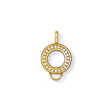 Thomas Sabo Circle Charm  - Click to view larger image