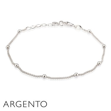 Argento Beaded Bracelet