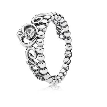 Pandora My Princess Tiara Ring  - Click to view larger image