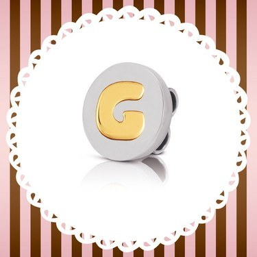 Nomination My Bon Bons G Cord Charm  - Click to view larger image