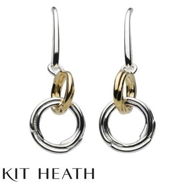 Kit Heath Kh13 Dr Cocoon Link Drop Earri
