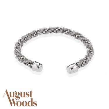 August Woods Twist Bangle